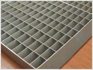 重载型压焊钢格板