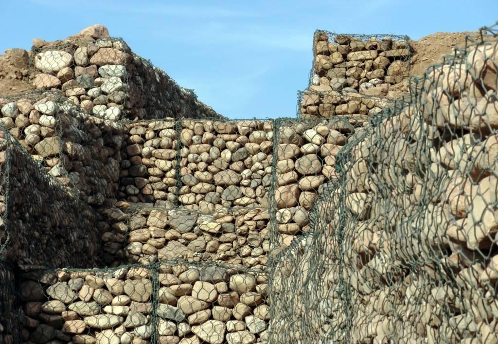 石笼网袋(兜)图片