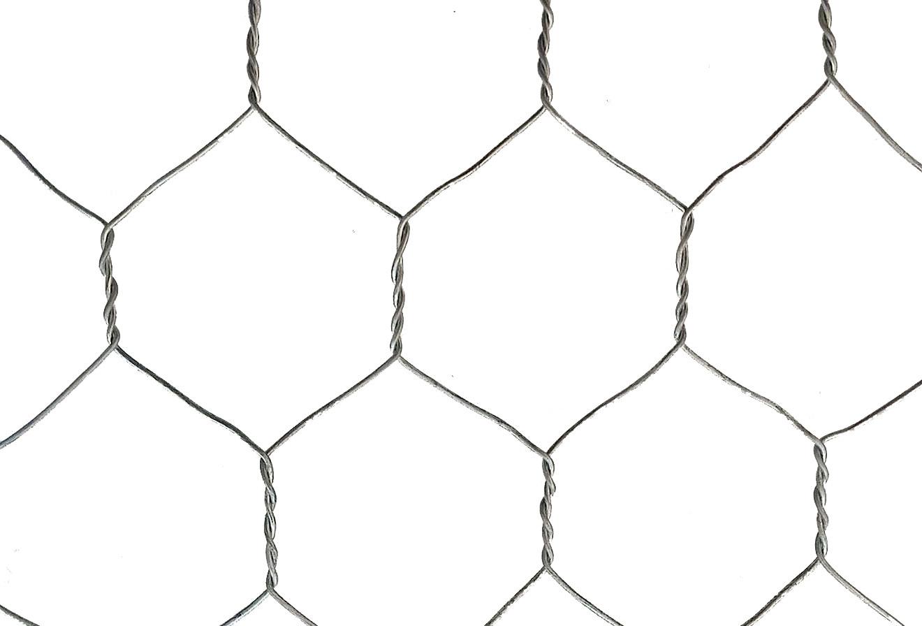 铅丝石笼网的编织方法