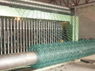 矽胶石笼网图片