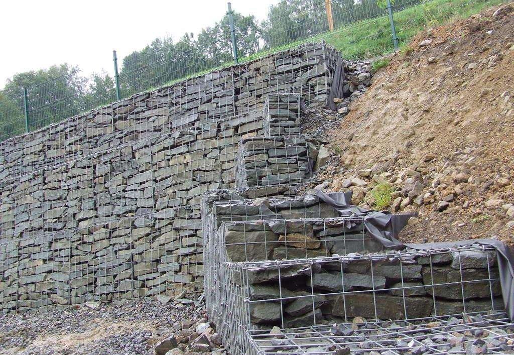 电焊景区石笼网