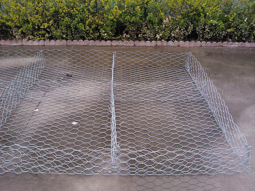 铝锌合金石笼网(箱)