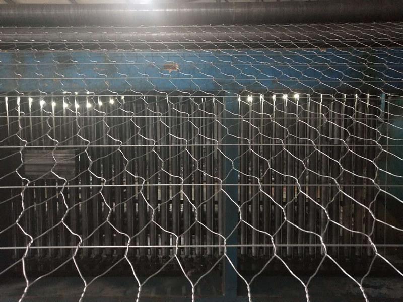 加筋石笼网图片