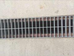 钢制排水沟盖板常见的3种型号规格