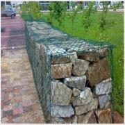 挡土墙石笼起什么作用?
